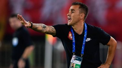 Fabio Cannavaro. Conceptos defensivos de un central.