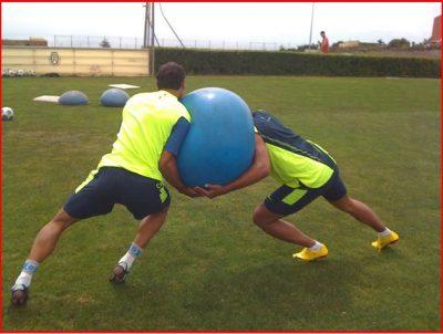 Entrenamiento Fuerza FitballEntrenamiento Fuerza Fitball
