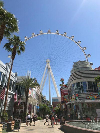 High Roller. La noria más alta del mundo en Las Vegas