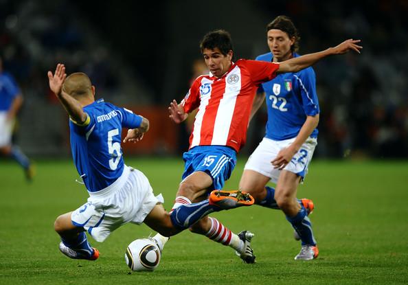 Fabio Cannavaro. Conceptos Defensivos Marcaje al Hombre con Balón