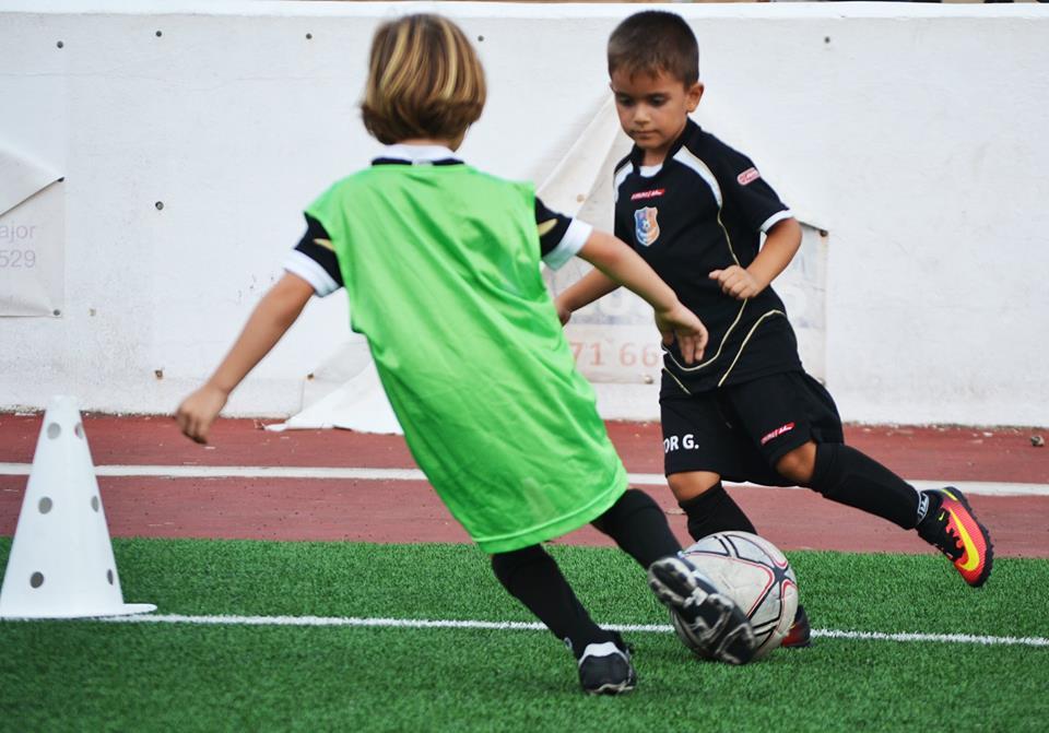 Fútbol Formativo. Fútbo Base.