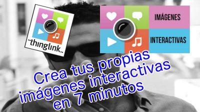 Thinglink. Crea tus imágenes interactivas