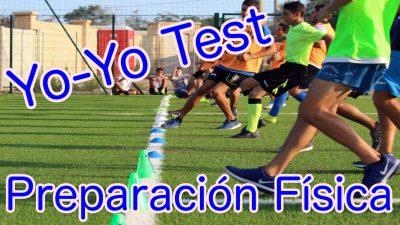 Yo-Yo Test de Jens Bangsbo. Preparación Física. Ejercicio Analítico de Fútbol