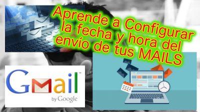 Mails Programados. Programar el envío de mails y correos electrónicos
